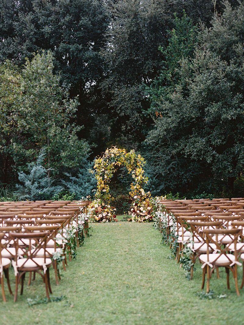 por qué casarse en otoño