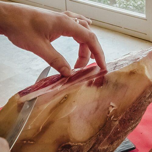 cortador de jamon