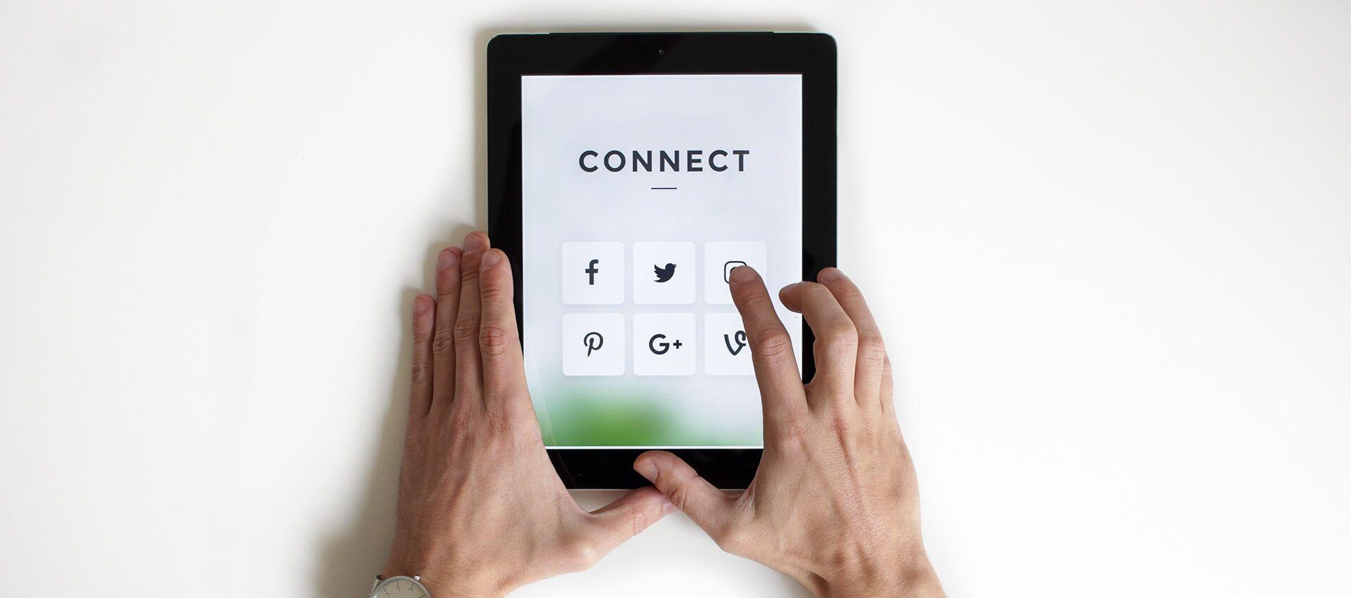 redes Sociales eventos