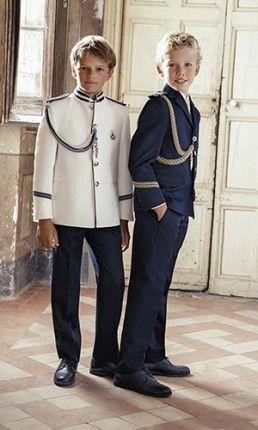 trajes-comunion-niños-marineros