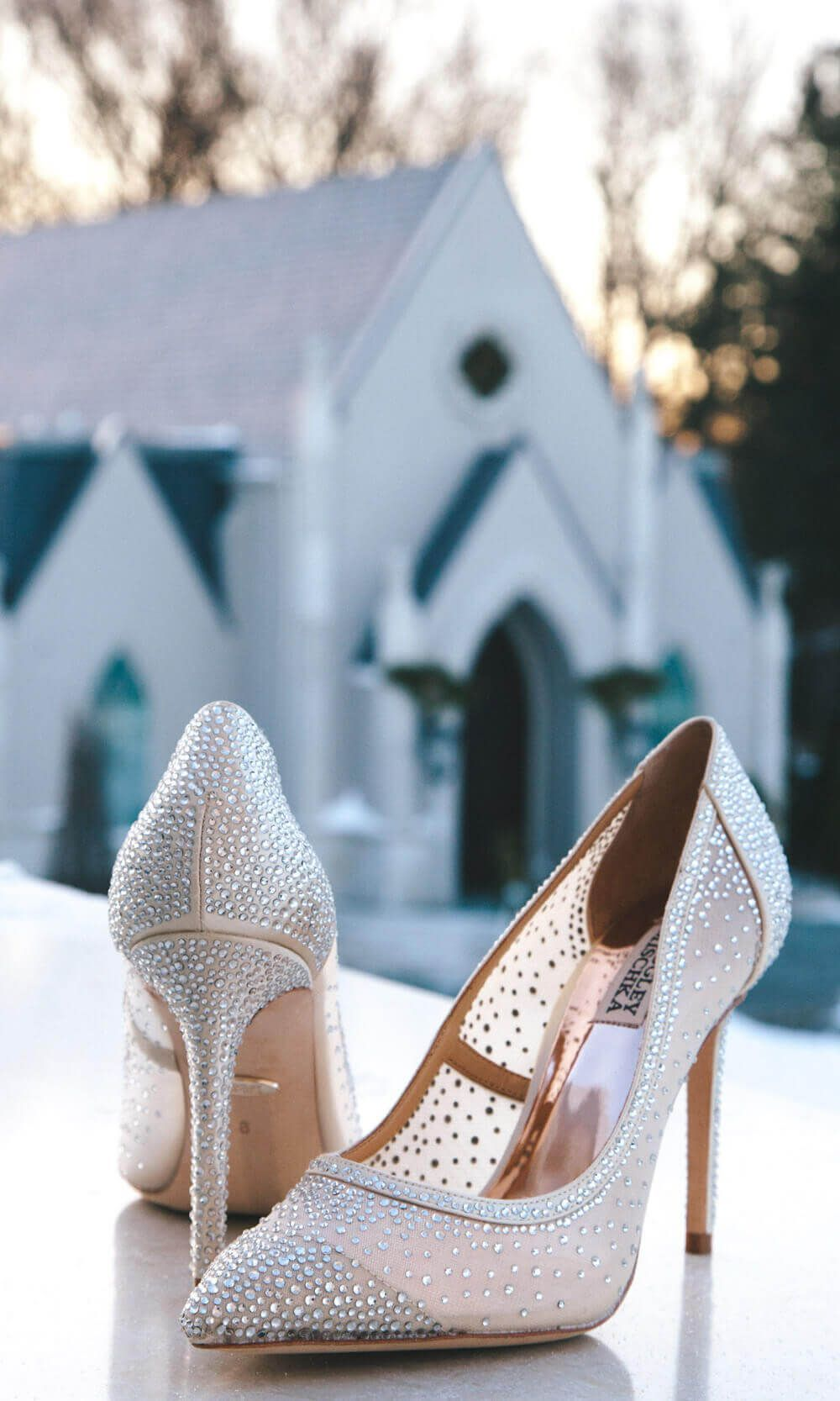 zapatos de boda de tacon