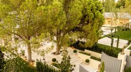 Villa Laureana: jardines de boda en Madrid