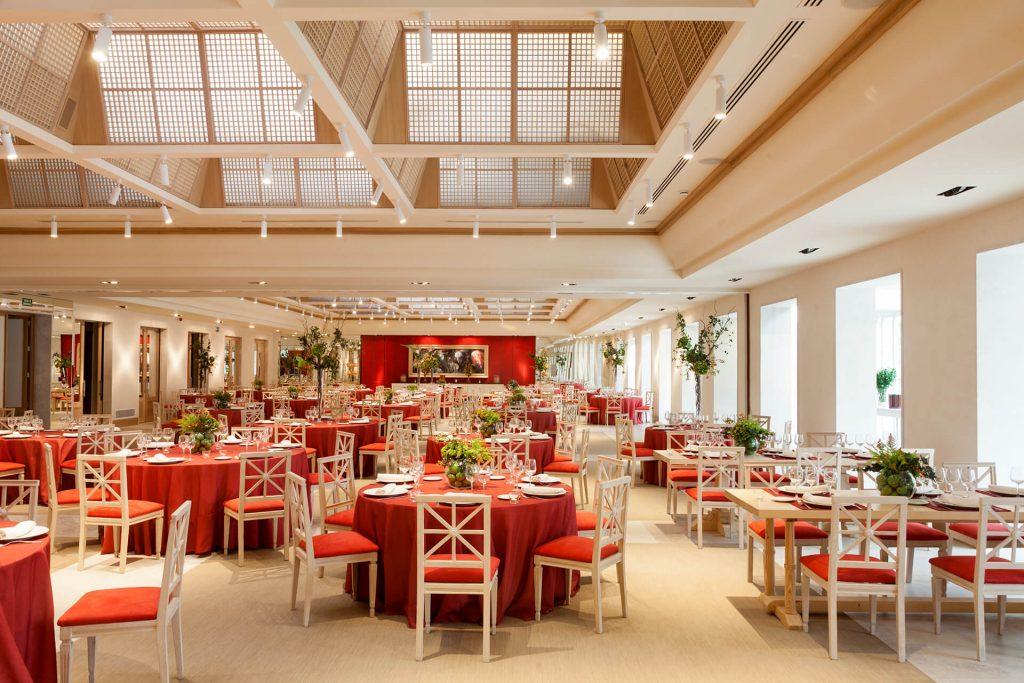 salones de bodas en madrid villa laureana