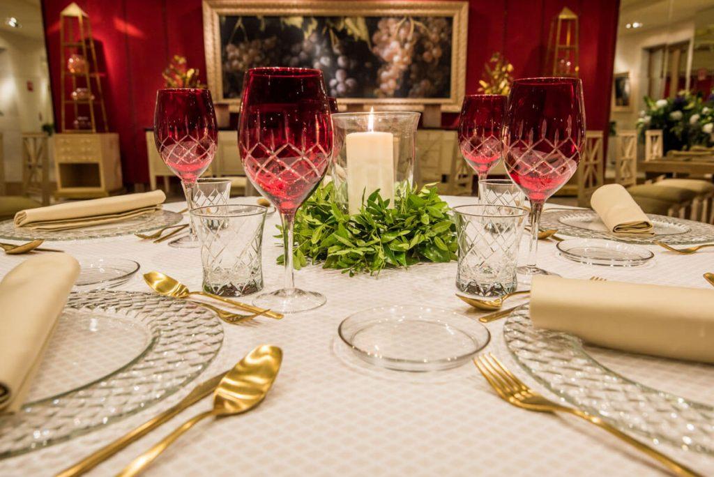 Decorar una boda en invierno. Mesa Villa Laureana