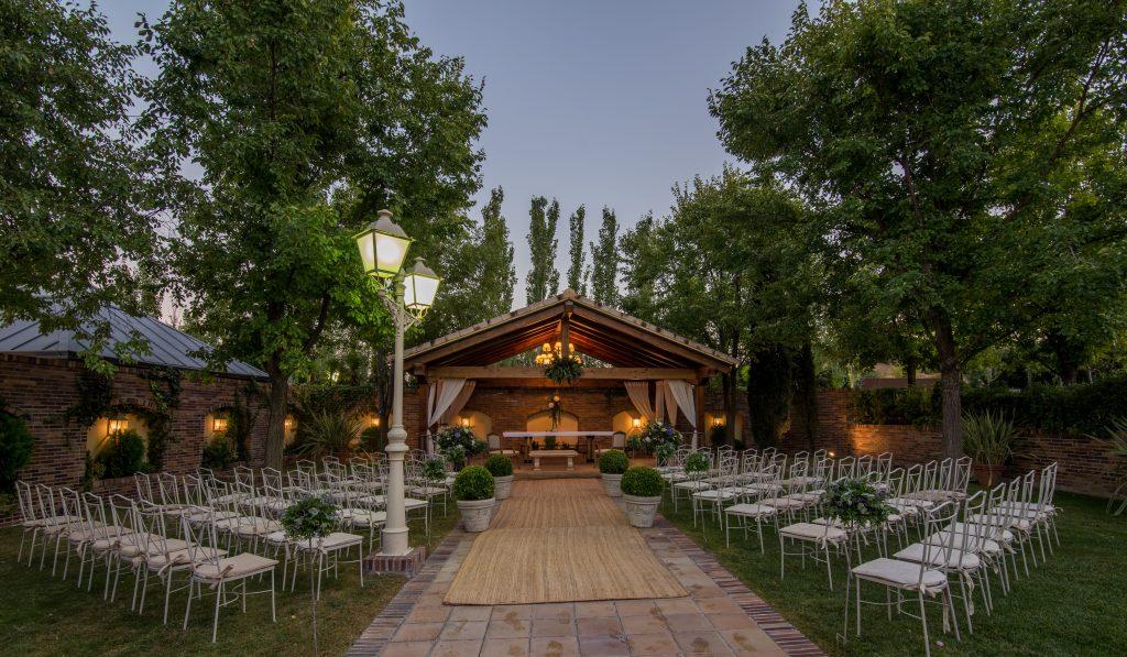 capilla en finca para bodas