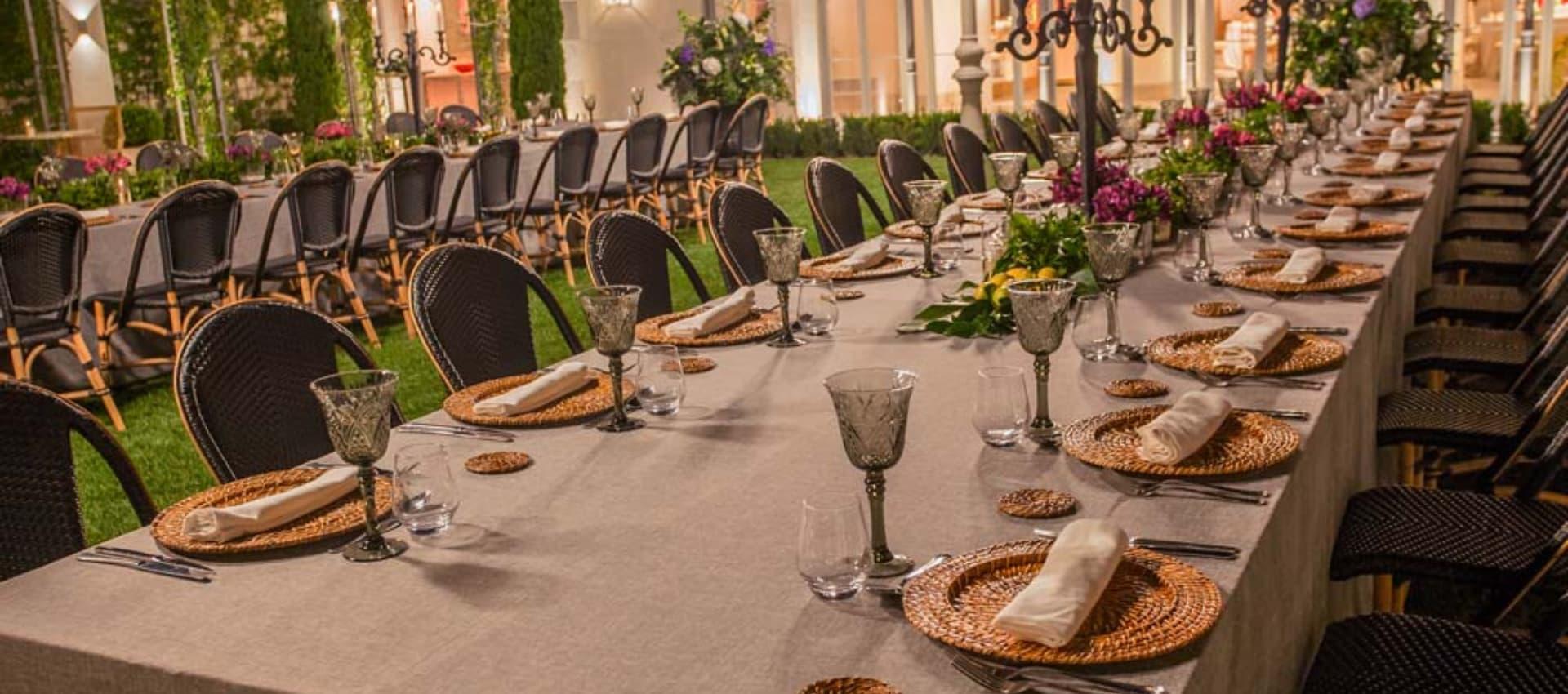 como hacer un seating plan para una boda