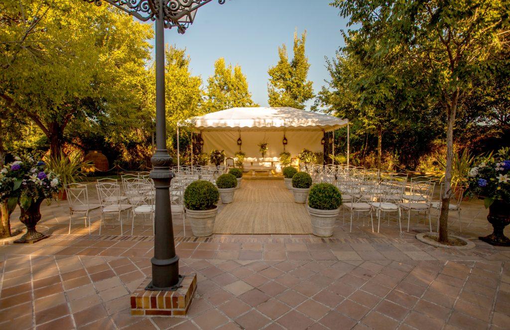 Capilla en Finca de Bodas Villa Laureana