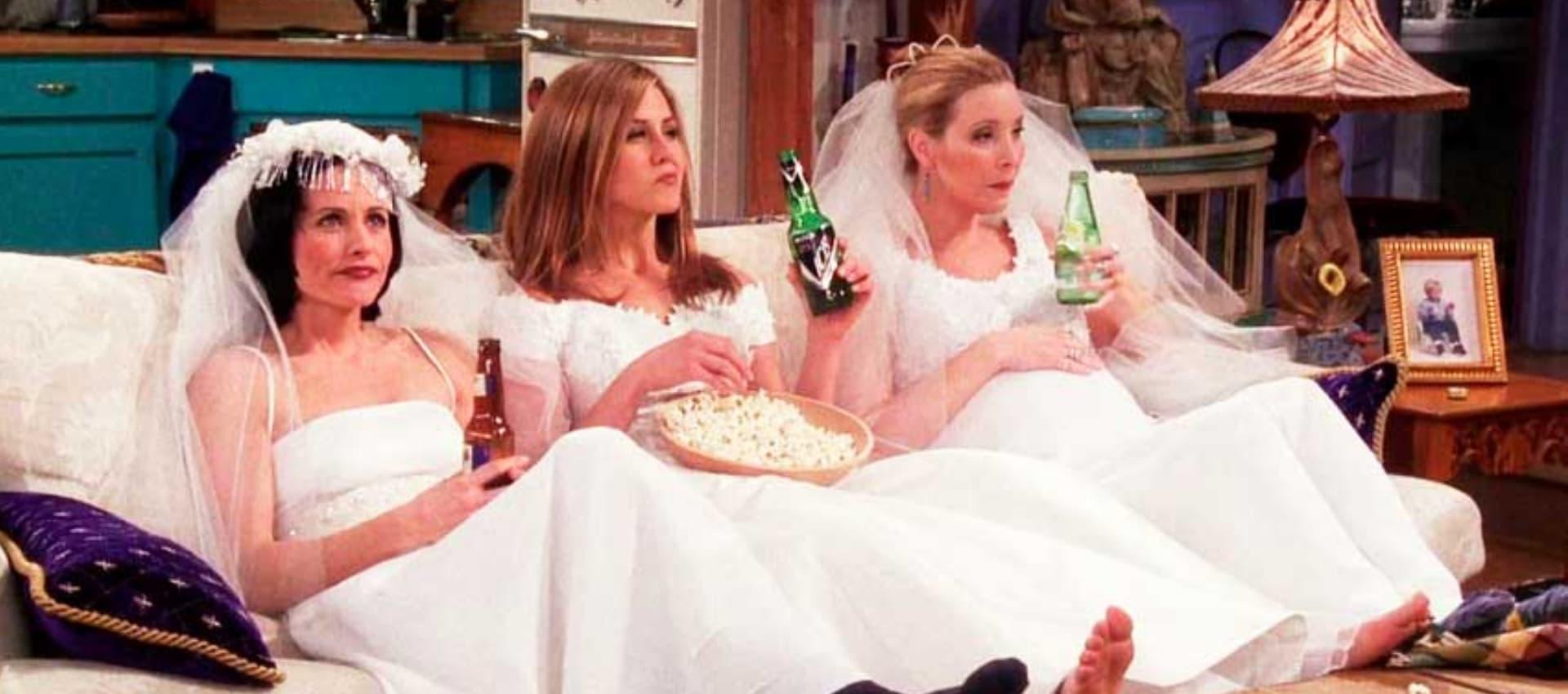 bodas de friends