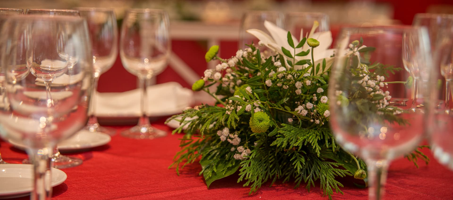 decorar una boda invierno