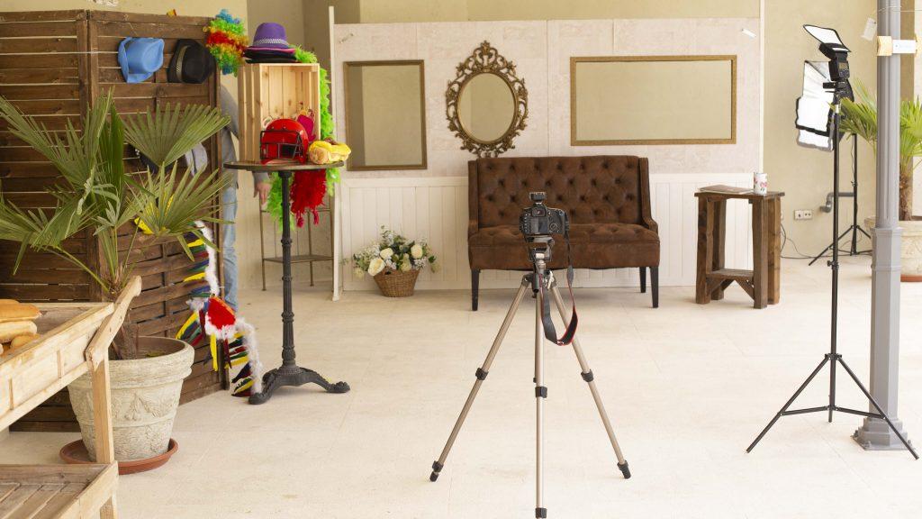 photocall bodas en villa laureana