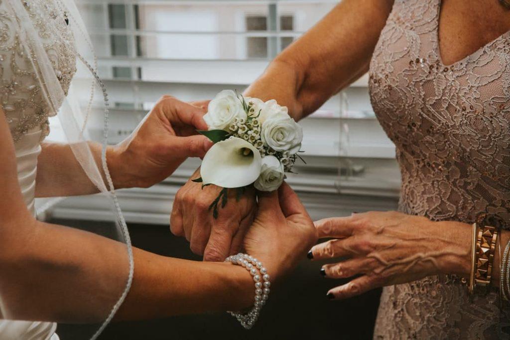 tradiciones de bodas algo prestado