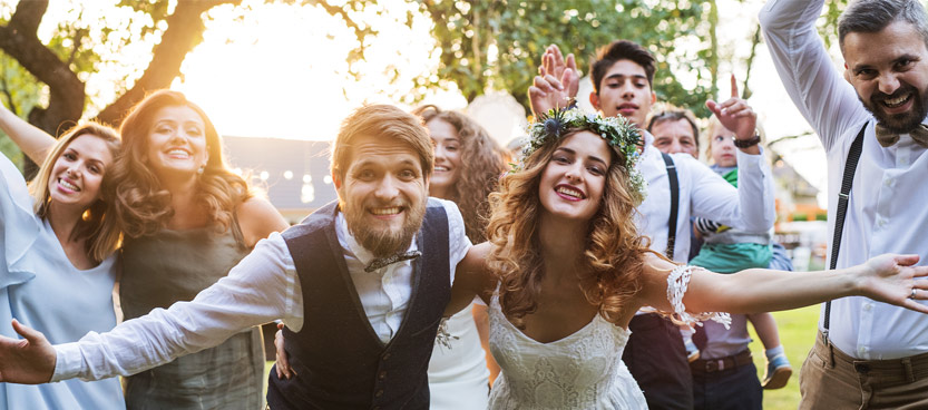 Ventajas y beneficios de tu boda al aire libre
