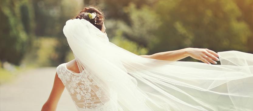 novia en Villa Laureana, la finca de bodas exclusiva de Madrid