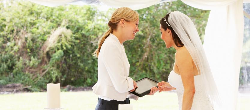 wedding planner en la finca de bodas Villa Laureana