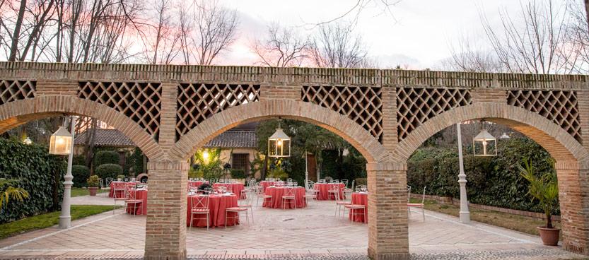 boda folk Villa Laureana