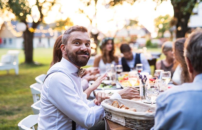 errores si te invitan a boda