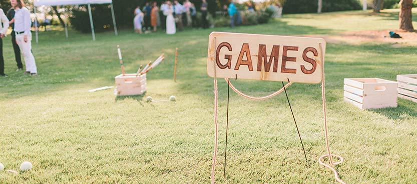 juegos para aniversarios de bodas