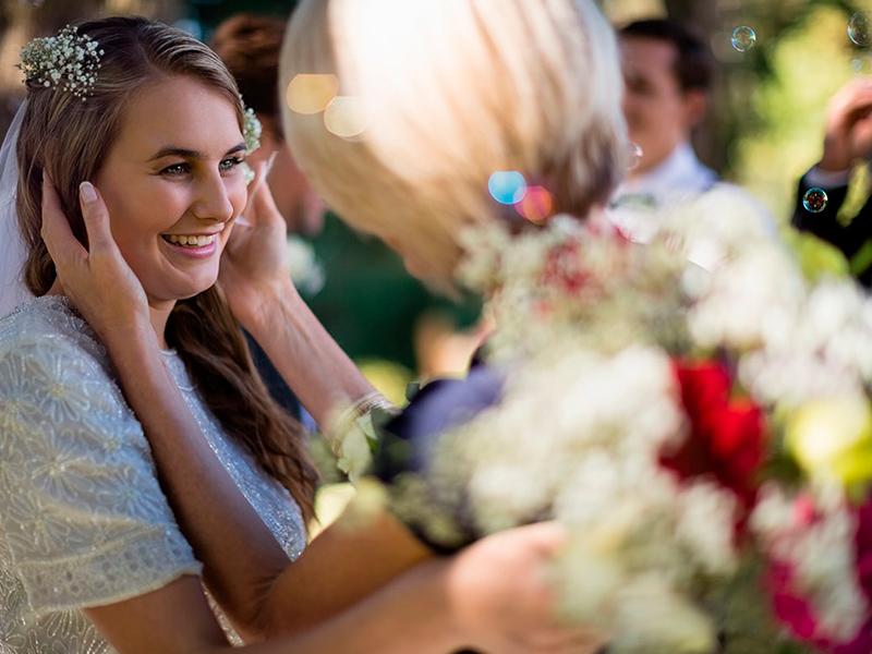 lanzamiento del ramo boda villa laureana